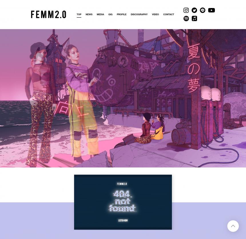 FEMM Official Website – フェム オフィシャルウェブサイト